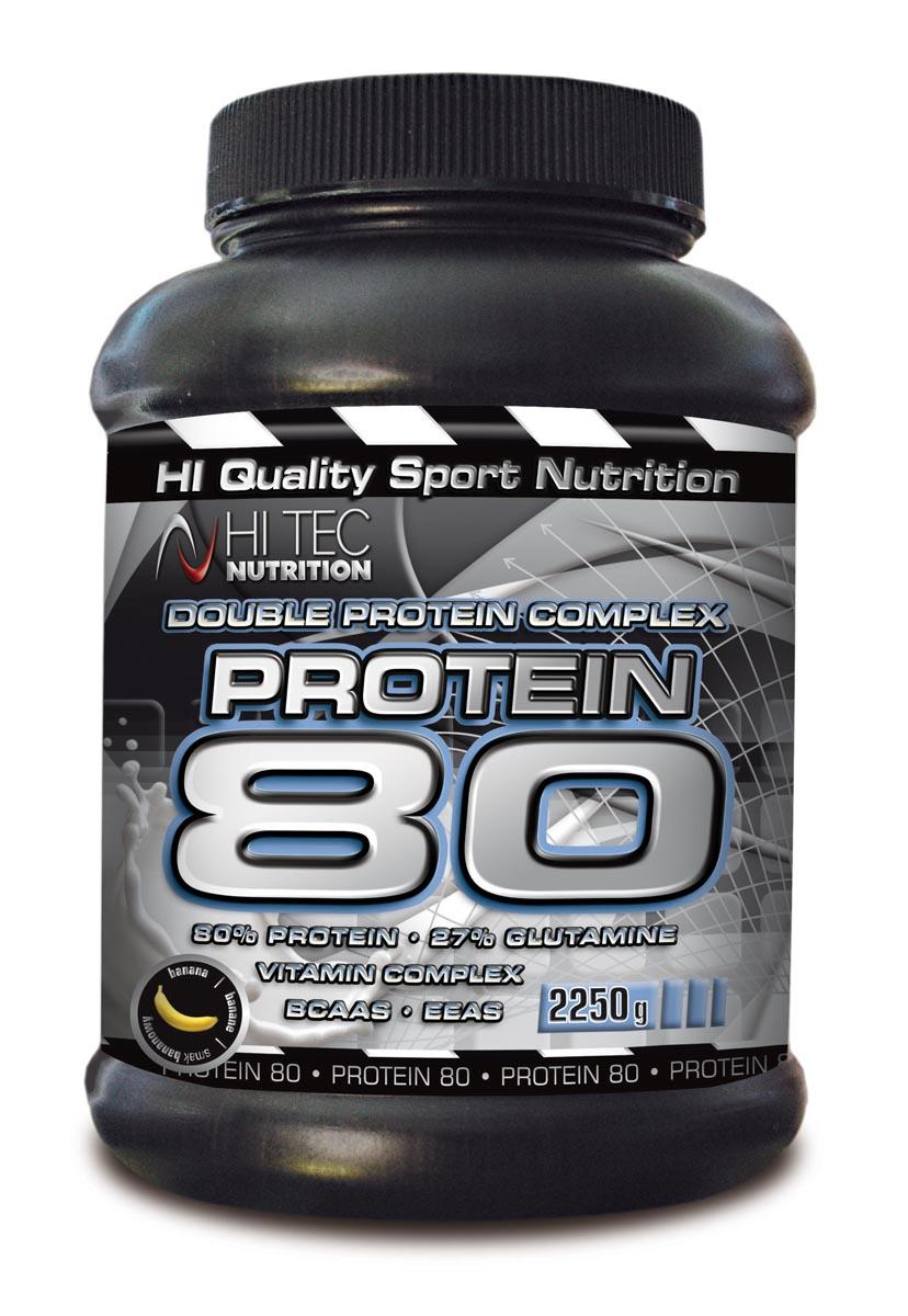 różnie nowy przyjeżdża Najnowsza Hi Tec Protein 2250 g